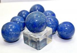 01 Mini Bola Pedra Quartzo Azul Esfera Pequena Em Pedra Natural Reff 42.9