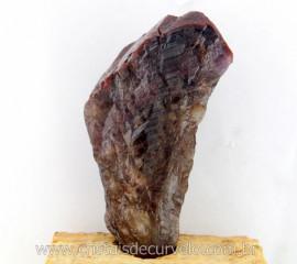 Cacoxenita Terminado Bruto Para Colecionador ou Esoterismo Pedra Natural cod 67.6