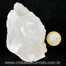 Quartzo Opalado Cristal Nevoado Pedra Natural Cod 114679
