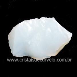 Opala Branca Pedra Genuina P/Coleçao ou Lapidaçao Cod 113862