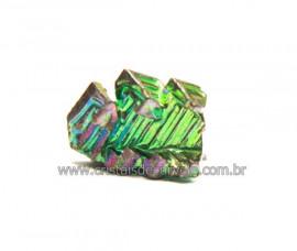 Bismuto Mineral ou Bismuth Stone Pedra Natural Cod BB7604