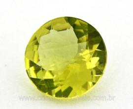 Gema Green Gold Brilhante Natural Montagem Joias Cod GG3851