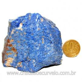 Dumortierita Azul Para Colecionador e Esoterismo Cod 117293