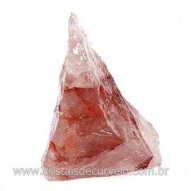 Hematoide Vermelho Natural Quartzo Cristalizado Cod 118330