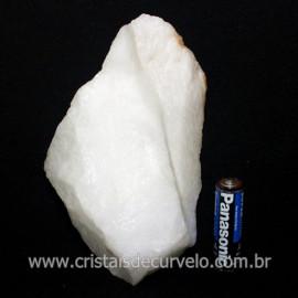 Quartzo Leitoso ou Branco Pedra Bruto Natural Cod 118679