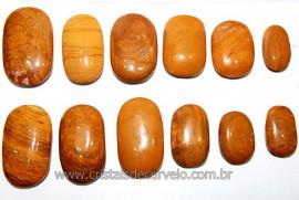 1 kg Massageador Sabonete Jaspe Amarelo Atacado Reff 101585
