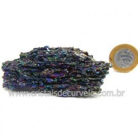 Sílicio Arco-Íris Pedra Natural Redutora de Radiação Cod 123335