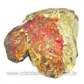 Calcopirita Bruta Ideal P/ Colecionador Exigente Cod 119917