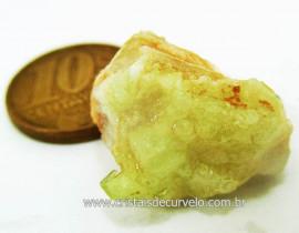 Brasilianita Pedra Bruto Natural Mineral de Garimpo Cod 32.6