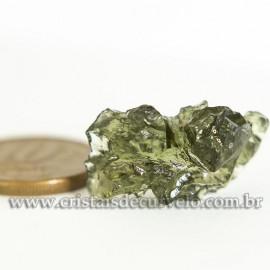 Moldavita Pedra Formada por Impacto de Meteoro Cod 125162