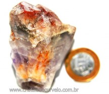 Auralite 23 Cacoxenita Kindred Cristal do Espirito Cod 101668