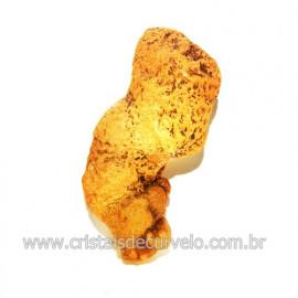 Ambar Brasileiro ou Copal Fossilizado Organico Cod 118162