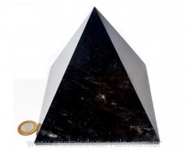 Pirâmide GRANDE Obsidiana Negra Natural Queops cod PG3660