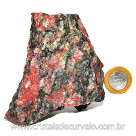 Unakita Brasileira Bruta Natural Boa Cor P/Coleçao Cod 117514