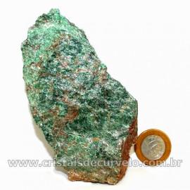 Fuxita Mica Verde Para Colecionador Pedra Natural Cod  126813