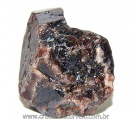 Zircão ou Zirconia Natural Mineral Nesossilicatos Cod 109063