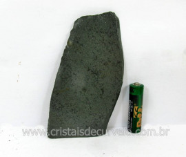 Ardosia Bruto Pedra Pra Colecionador ou Estudante de Minerais Geologia Cod 75.6