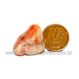 Pedra Do Sol / Goldstone Bruta Natural de Garimpo Cod 125910