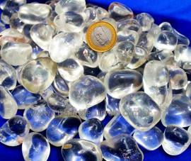 Cristal Rolado Boa Qualidade Médio/Grande Pct 3kg Reff Cr4803