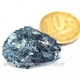 Galena Pedra Bruto Mineral Fonte Chumbo e Prata Cod 124250