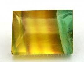 Fluorita Gema Lapidado Pedra Natural Para Montagem de Joias Finas Cod GF3656