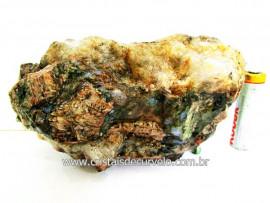 Riolita Rocha Vulcanica Pedra de Garimpo Bruto Mineral de Coleção cod 559.5