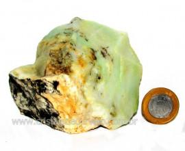 Pirofilita Verde Com Dendrita Natural De Garimpo Cod PV2964