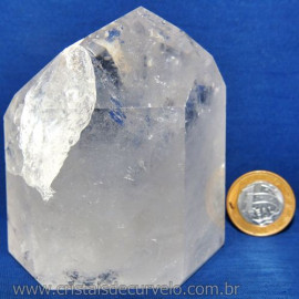 Peso de Papel Para Escritorio Quartzo Cristal Cod 113302