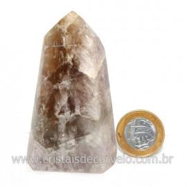 Ponta Pedra Fumetista Natural garimpo Lapidado Cod 128705