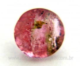 Gema Turmalina Melancia Pedra Natural Para Joias Cod TM8924