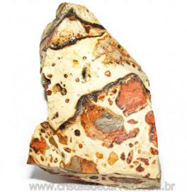 Leopardita ou Jaspe Leopardo Natural Da África Cod 111133