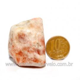 Pedra Do Sol / Goldstone Bruta Natural de Garimpo Cod 125895