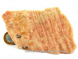 Amazonita Rosa Familia Feldspato Pedra Garimpo MG Natural Para Coleção Cod 377.6