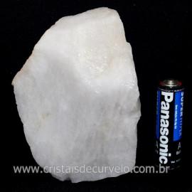 Quartzo Leitoso ou Branco Pedra Bruto Natural Cod 118678