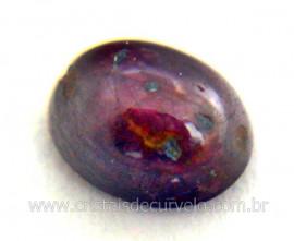 Gema Rubi Brasileiro Pedra Natural Montar Joias Cod GR1075