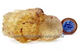 Ambar Natural Brasileiro ou Copal Resina Fossilizado Rocha Organica Cod 246.9