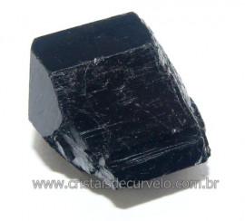 Turmalina Preta Pedra Extra Firme e Dura Natural Cod 109345