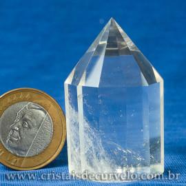 Voguel Cristal 1 Ponta Bastão Vogel Atlante Cromoterapia 112859