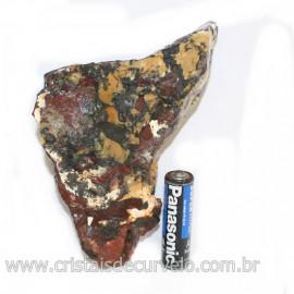 Quartzo Jiboia Bruto Calcedonia Mosaico Bruto Natural Cod 126424