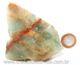Onix Argentino ou Onix Azul Pedra Bruto Natural Cod 121504