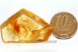 Ambar Pedra Natural Fossilizado Rocha Organico Cod AB6663