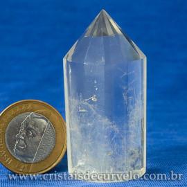 Voguel Cristal 1 Ponta Bastão Vogel Atlante Cromoterapia 112852