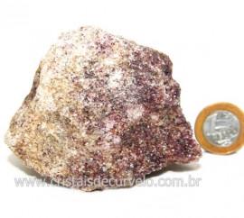Lepidolita Mica Natural Mineral P/Colecionador Cod 124255