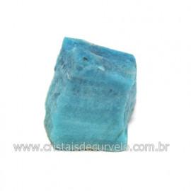 Quartzo Azul Paraíba pedra Rara Para Coleção Cod 118651