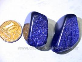 02 Pedra Estrela Rolado Unidade Para Mandala Pingente Colar ou Esoterismo Ref 25.7