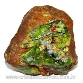 Opala Verde Pedra Genuina P/Coleçao ou Lapidaçao Cod 114697