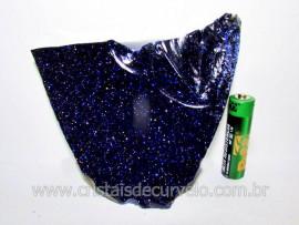 Pedra Estrela Pigmento Dourado Para Lapidar Colecionador ou Esoterismo Cod 410.9