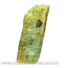 Cianita Verde Distenio Canudo Formato Bruto Cod 116290