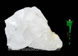 Quartzo Leitoso ou Branco Pedra Bruto Natural Cod 102336