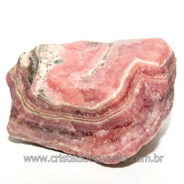 Rodocrosita Argentina Extra Pedra Natural Garimpo Cod 113925